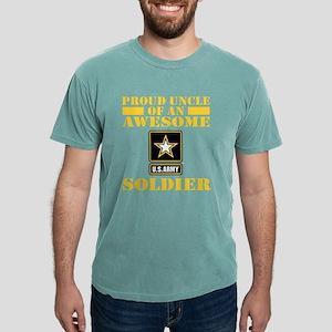 armyawesomeuncle2 Mens Comfort Colors Shirt