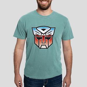 Transformers Autobot Sym Mens Comfort Colors Shirt