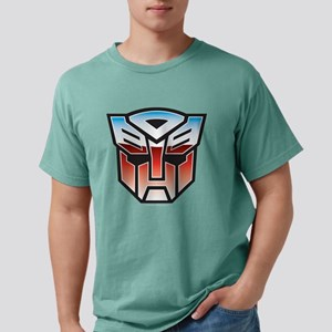 52a8e5e4e6e Transformers TV Show Men s Comfort Color® T-Shirts - CafePress
