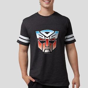 Transformers Autobot Symbol Da Mens Football Shirt