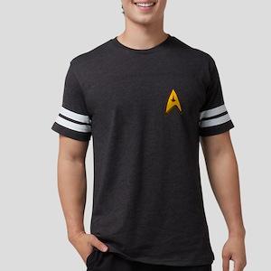 startrek Mens Football Shirt