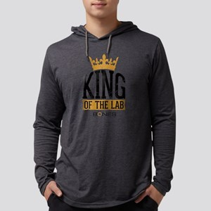 Bones King of the Lab Light Mens Hooded Shirt