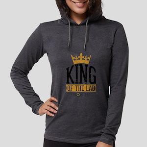 Bones King of the Lab Light Womens Hooded Shirt