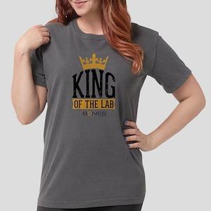 Bones King of the Lab  Womens Comfort Colors Shirt