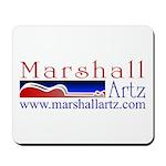 Marshall Artz Mousepad