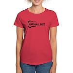 Marshall Artz Women's Dark T-Shirt