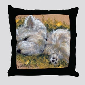 Beautiful Dreamer Throw Pillow