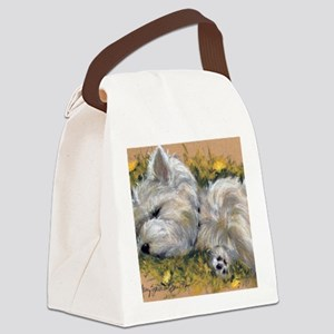 Beautiful Dreamer Canvas Lunch Bag