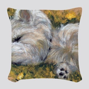 Beautiful Dreamer Woven Throw Pillow