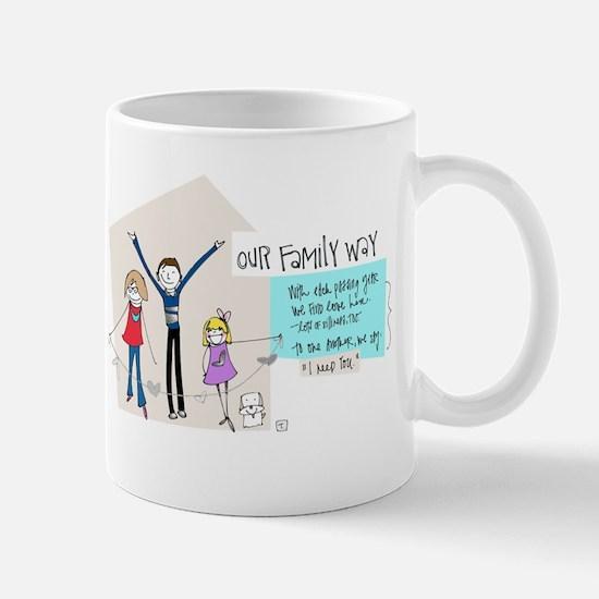 Wherever We Go Mug