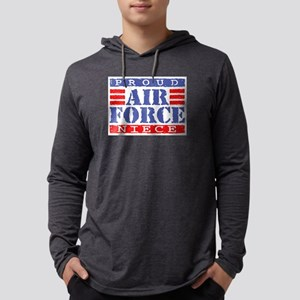 airforceniece Mens Hooded Shirt
