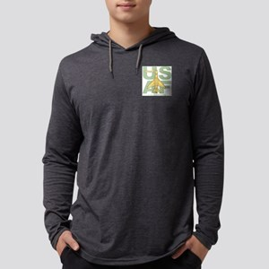 F-100 Mens Hooded Shirt