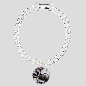 It's a GIRL! Charm Bracelet, One Charm