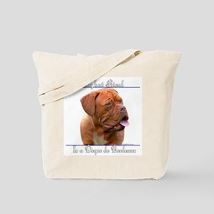 Dogue Best Friend2 Tote Bag