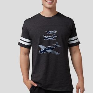 WW2 - Planes 1 Mens Football Shirt