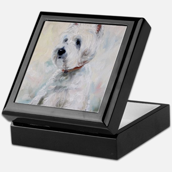 Watch Dog Keepsake Box