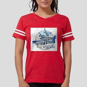 P-51 Womens Football Shirt