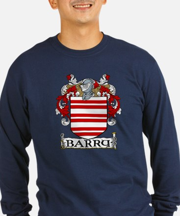 Barry Coat of Arms T