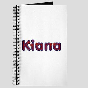 Kiana Red Caps Journal