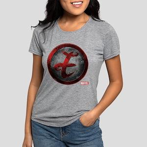Elektra Icon Womens Tri-blend T-Shirt
