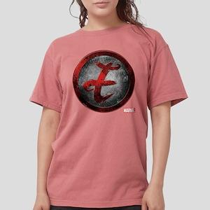 Elektra Icon Womens Comfort Colors Shirt