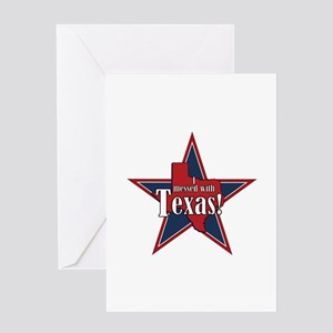I messed with texas greeting cards cafepress i messed with texas greeting card m4hsunfo