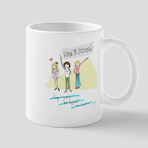 How to Succeed Mug