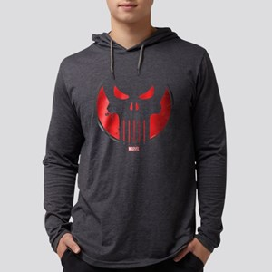 PunisherIcon Mens Hooded Shirt