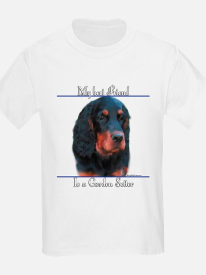 Gordon Best Friend2 Kids T-Shirt