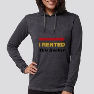 Eastbound and Down: Rented Hoo Womens Hooded Shirt