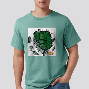 Hulk Fist Light Mens Comfort Colors Shirt