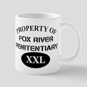 Property of Fox River Pen Mug