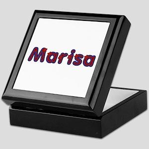 Marisa Red Caps Keepsake Box