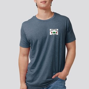 vet-arabia-white Mens Tri-blend T-Shirt