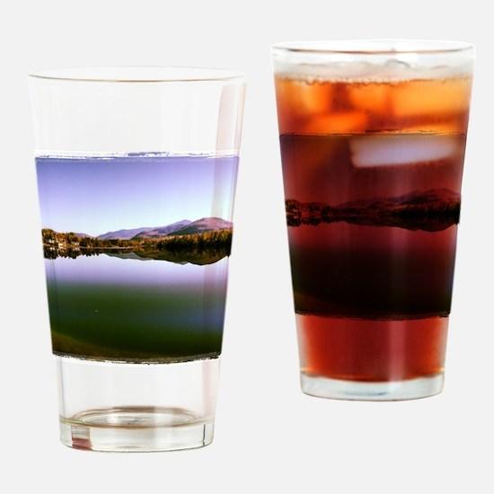 Mirror Lake Drinking Glass