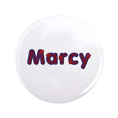 Marcy Red Caps Big Button 100 Pack