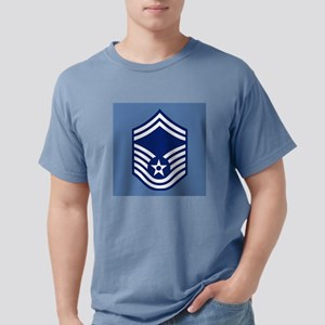 USAFSeniorMasterSergeant Mens Comfort Colors Shirt