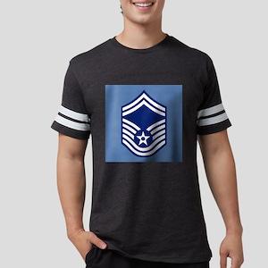 USAFSeniorMasterSergeantCoaste Mens Football Shirt