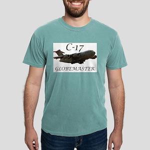 c17 clear Mens Comfort Colors Shirt