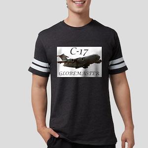 c17 clear Mens Football Shirt