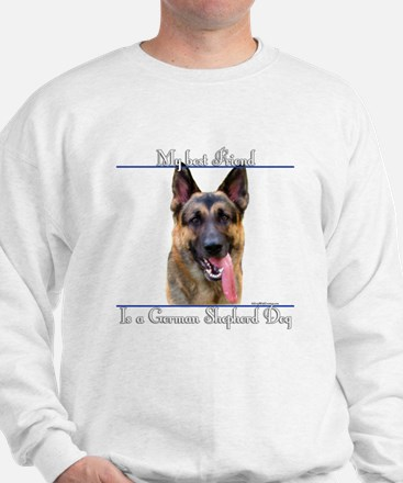 GSD Best Friend2 Sweatshirt
