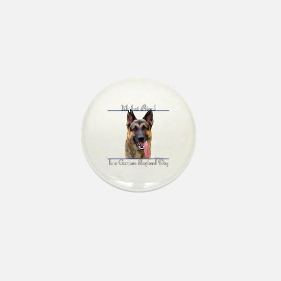GSD Best Friend2 Mini Button