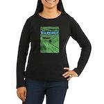 It's People! Women's Long Sleeve Dark T-Shirt
