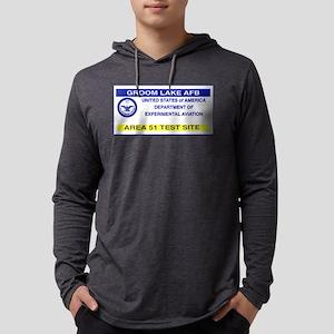 groomdecal Mens Hooded Shirt