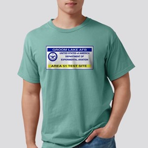groomdecal Mens Comfort Colors Shirt