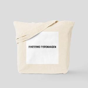 Awesome Copenhagen Tote Bag