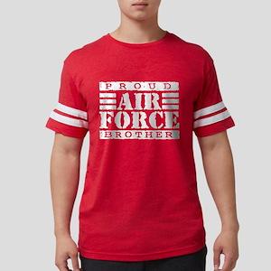 airforcebrotherx Mens Football Shirt