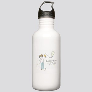 Doesnt Take Much Water Bottle