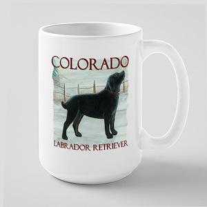 Colorado Labrador Large Mug