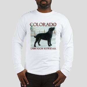 Colorado Labrador Long Sleeve T-Shirt